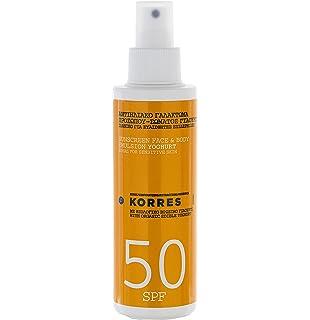 Korres, Agua de perfume para hombres - 1 unidad