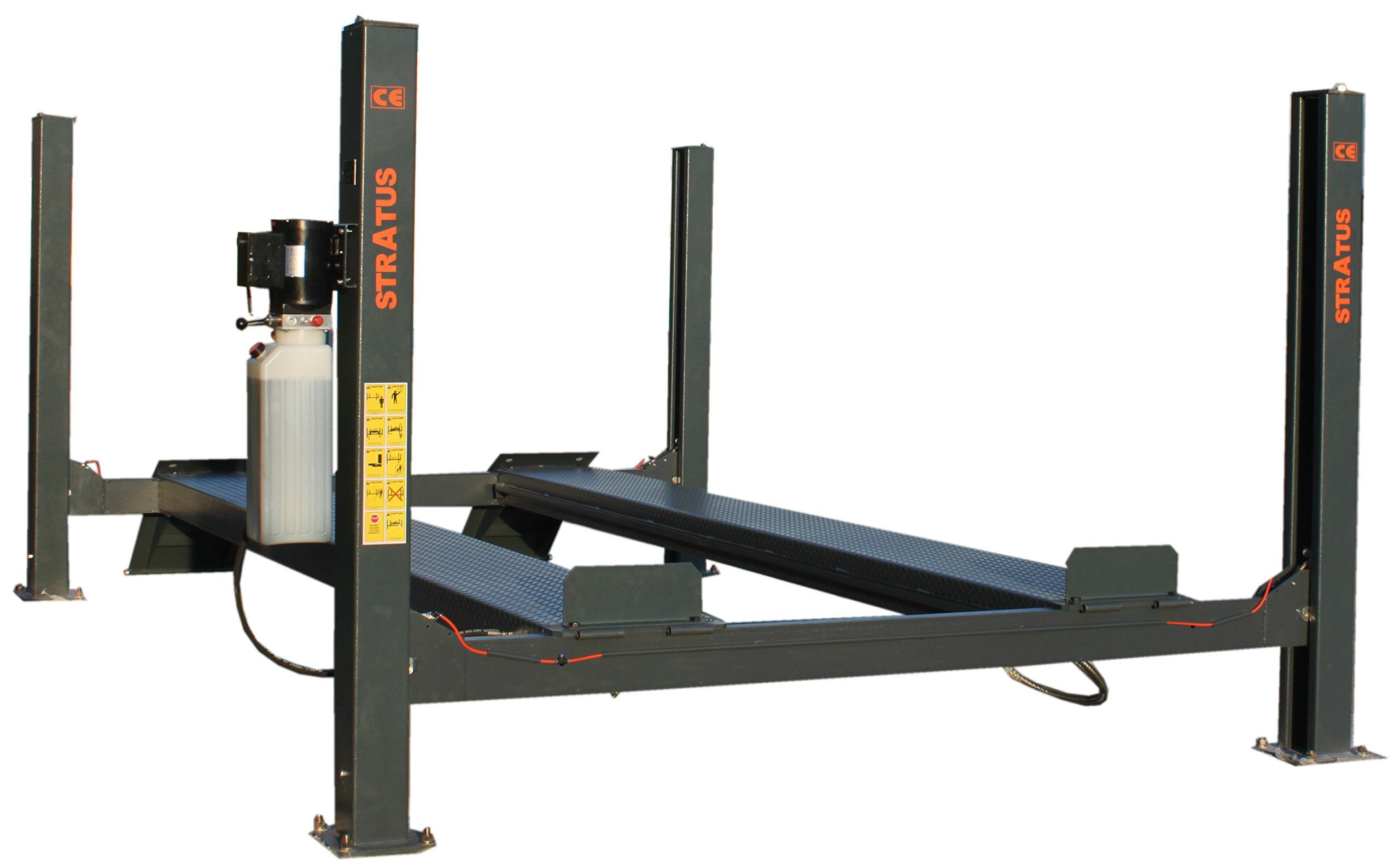 Stratus 4 Post 12,000 lbs Service Car Lift by STRATUS (Image #1)