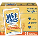 Wet Ones Wet Ones Individual Pocket Size Singles - 24 Wipes
