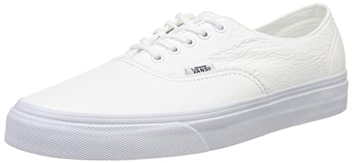 Bianco 44.5 Vans Authentic Sneakers Unisex Adulto Scarpe nen