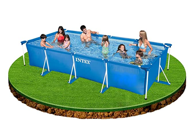 Intex Pool - Piscinette Metal Frame