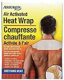 Air Activated Heat Wraps, Neck, Wrist, & Shoulder