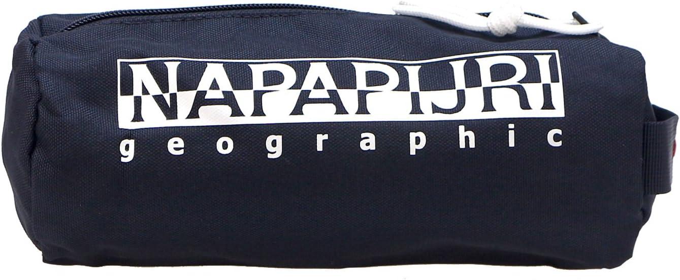 Napapijri Bags Estuches, 22 cm, Azul (BLU Marine): Amazon.es: Equipaje