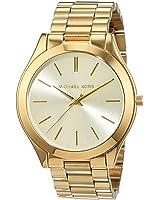 MK3179 Mickael Kors Womens Stainless Steel Analog Quartz Gold Watch