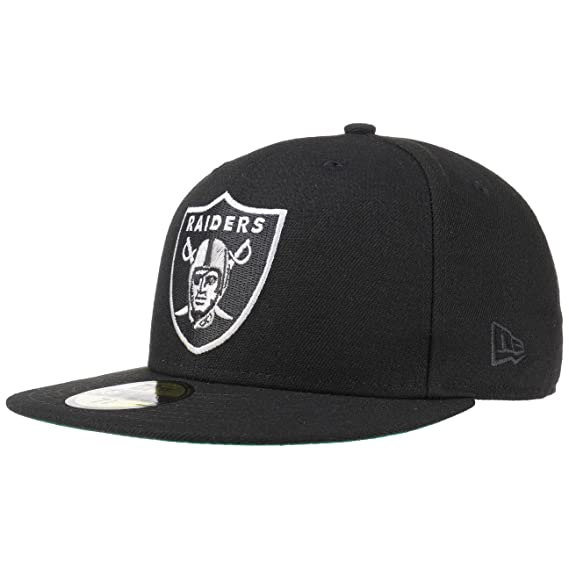 2a637ed2a3b Image Unavailable. Image not available for. Colour  New Era 59Fifty NFL  Classic Raiders Cap ...