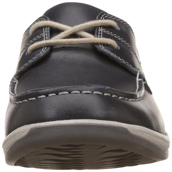 712923c4ba Clarks Freizeit Herren Fallston Style Leder Halbschuhe In Blau: Amazon.de:  Schuhe & Handtaschen