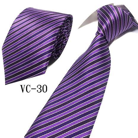 KYDCB Nuevo diseño para Hombre Corbata Hombre Floral Paisley ...