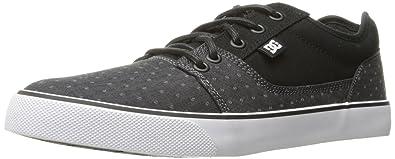 DC Men's Tonik Tx Se Skateboarding Shoe, Black/Polka Dot, ...