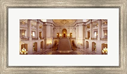 Amazoncom Great Art Now Interiors Of City Hall San Francisco
