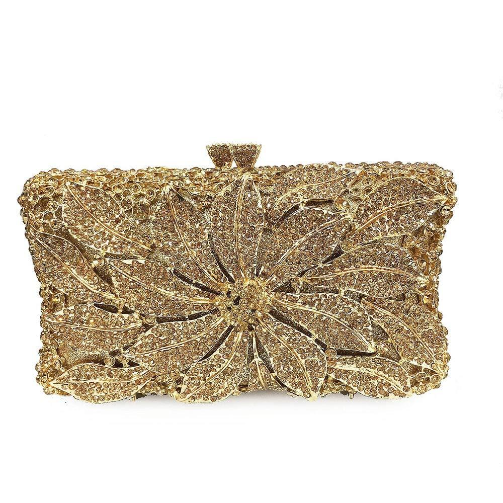 Kiahna Baggs Wemons Evening Bag Luxurious Diamond-Studded Dinner Bag