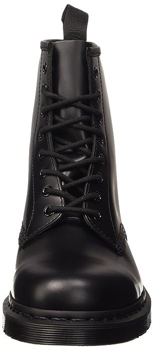33e4a695bb2 Dr. Martens Unisex's Monochrome 1460 Combat Boot: Amazon.co.uk: Shoes & Bags