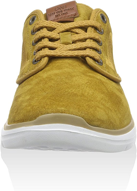 Vans M Iso 2, Sneakers Basses Homme Marron Kaki,: Amazon