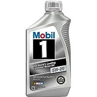 Mobil 1 5W-20 Advanced Synthetic Motor Oil - 1 Quart