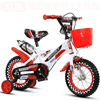 LYM  Poussette de bébé Vélo de Bicyclette pour Enfants bébé Voiture de  Transport garçon Fille bébé 5be3040b7777
