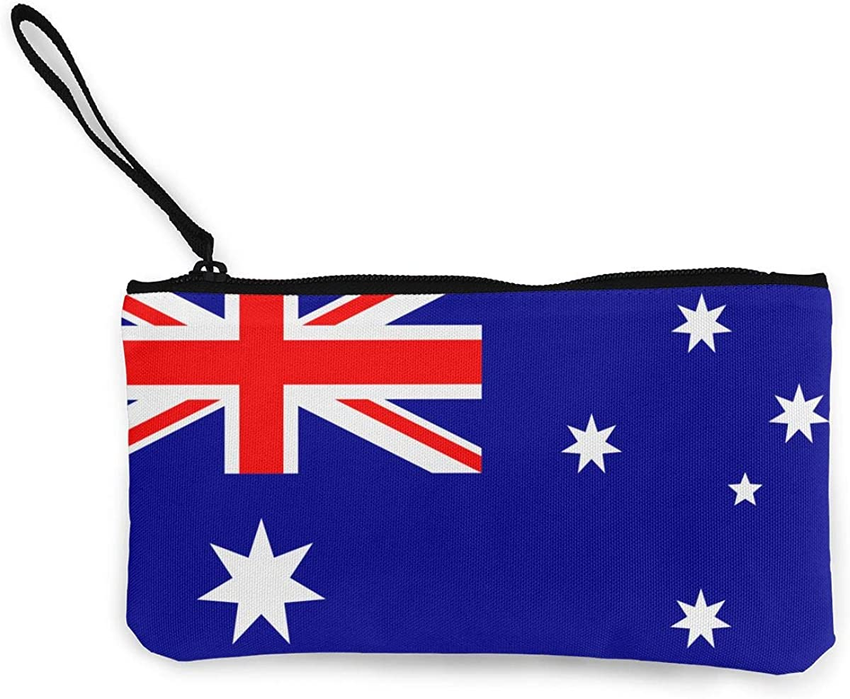 Australian Flag Wallet Coin...