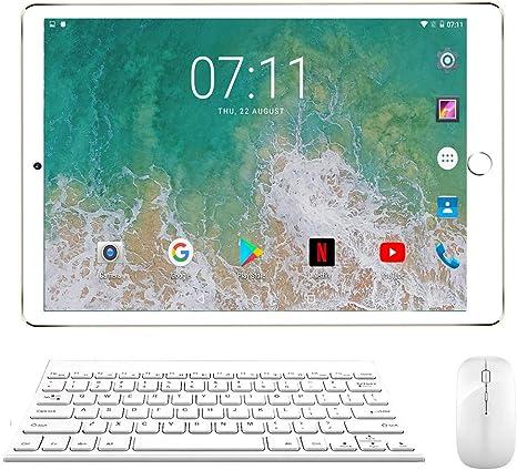 Tablet 10 Pulgadas 3GB+32GB, Octa Core,Android 7.0, Dual SIM, 3G ...