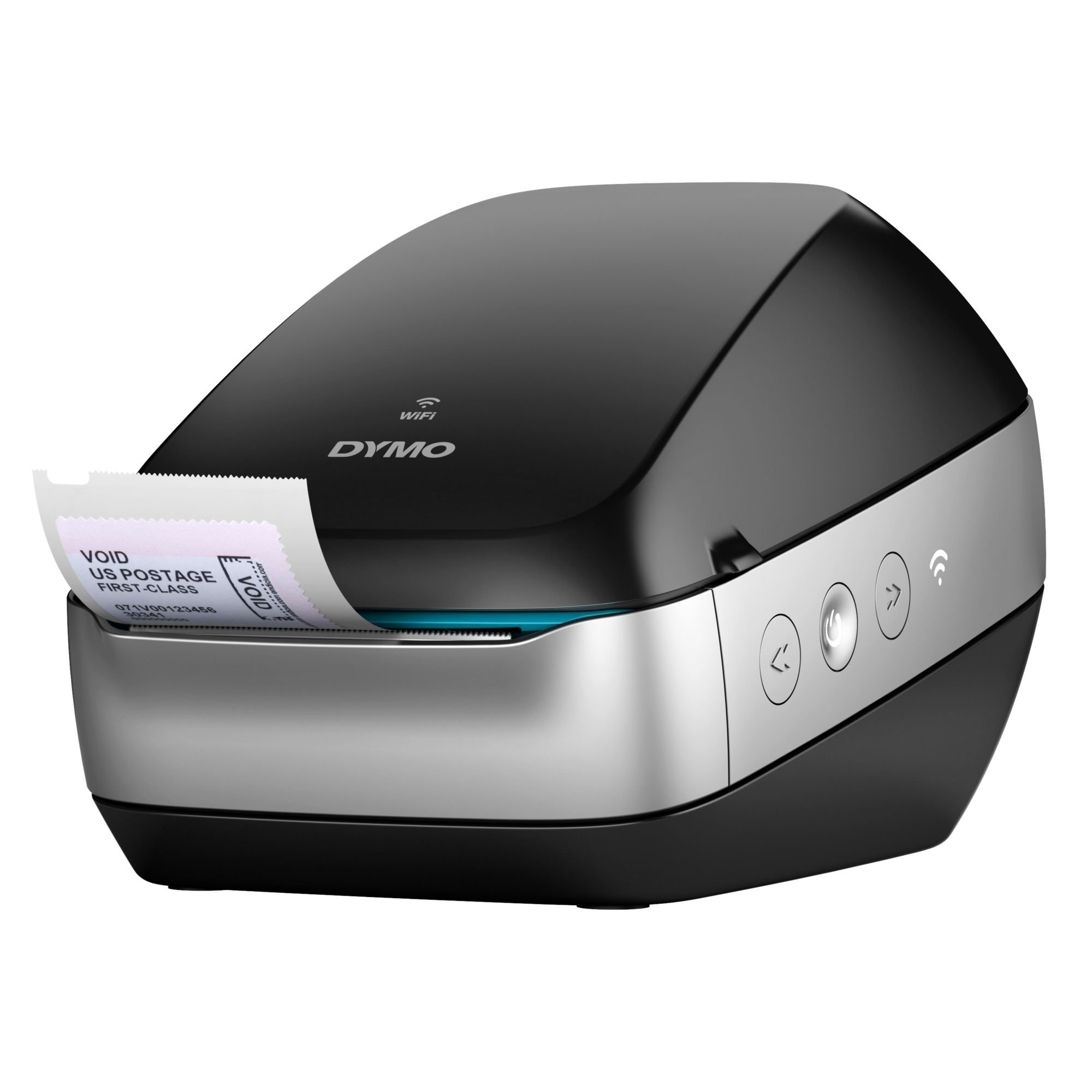DYMO LabelWriter Wireless Printer, Black (2002150)