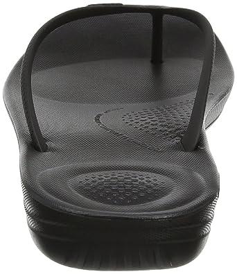 d11cb4ca1982 Fitflop Women s Iqushion Ergonomic Flip-Flops  Amazon.co.uk  Shoes   Bags