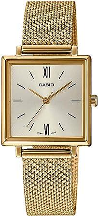 Casio Watch LTP E155MG 9BEF: : Montres  lmrWN