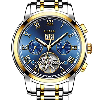 Image Unavailable. Image not available for. Color: Relojes de Hombre ...