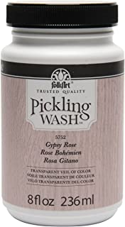 product image for FolkArt Pickling Wash in Assorted Colors (8 oz), Gypsy Rose