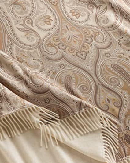 Cristallo - Plaid en cachemire et soie pur de Marz Otto - Dans beige   Amazon.fr  Cuisine   Maison 61f0057e1a0