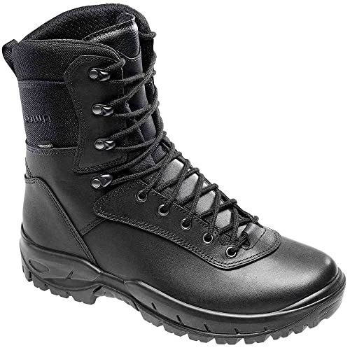 1fc18511577 Lowa Uplander GTX Military Boots UK 8.5 Black: Amazon.ca: Shoes ...