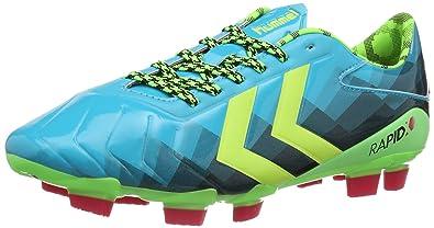 separation shoes 3d93a 08383 Hummel Hummel X Blade Ltd Edition, Unisex Adults  Football Boots, Blue  (Bluebird