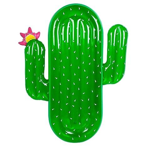 Sunny Life - Colchón de Aire - Cactus Hinchable - de Luxe ...