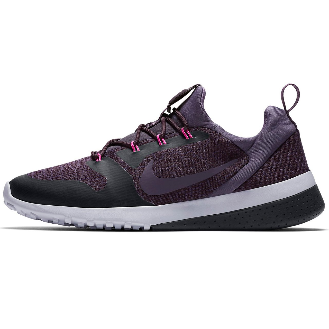NIKE Air Zoom 90 Spikeless Golf Shoes 2017 Women B06W52K949 8 B(M) US|Port Wine/Dark Raisin-deadly Pink