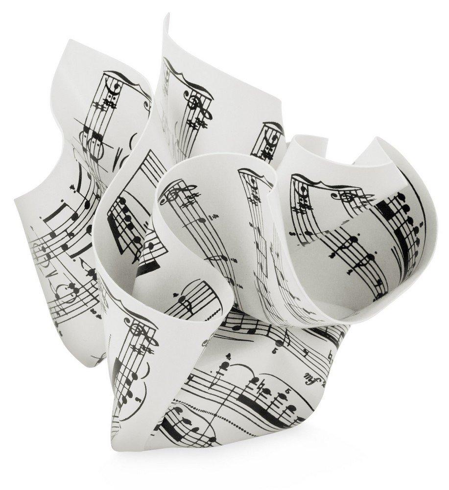 MoMA Papierbeschwerer Musiknotenmuster