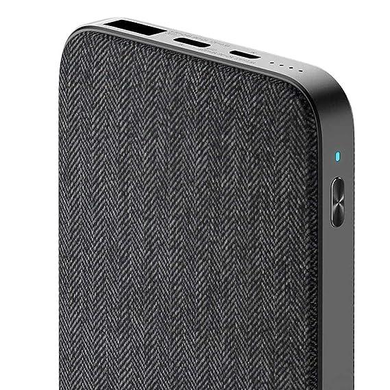 Amazon.com: Power Banks Xiaomi ZMI QB910 Batería externa USB ...