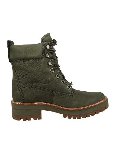 Timberland Damen Stiefeletten Courmayeur CA1TYW grün 571386  Amazon.de   Schuhe   Handtaschen 8a7a5f3108