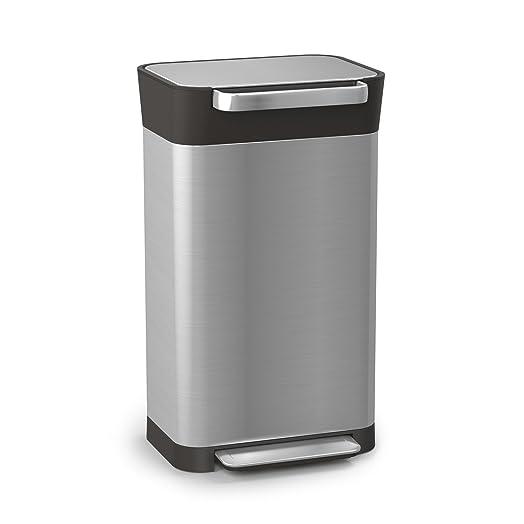 Joseph Joseph Intelligent Waste Titan Trash Compactor Holds Up To 90l