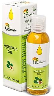 100 ml de aceite de Moringa pura de Grenera®, 100% natural para la