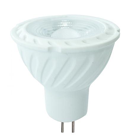 bombilla LED 6.5 W MR16 (GU5.3) Foco Spotlight Chip Samsung V-