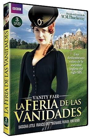 La Feria de las Vanidades [DVD]