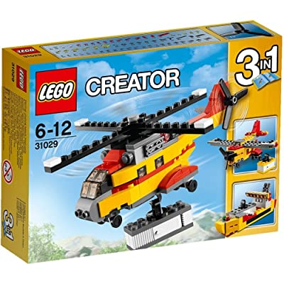 Lego Creator 31029 Transporthubschrauber: Toys & Games