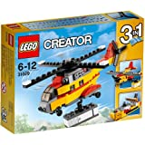 Lego Cargo Heli, Multi Color