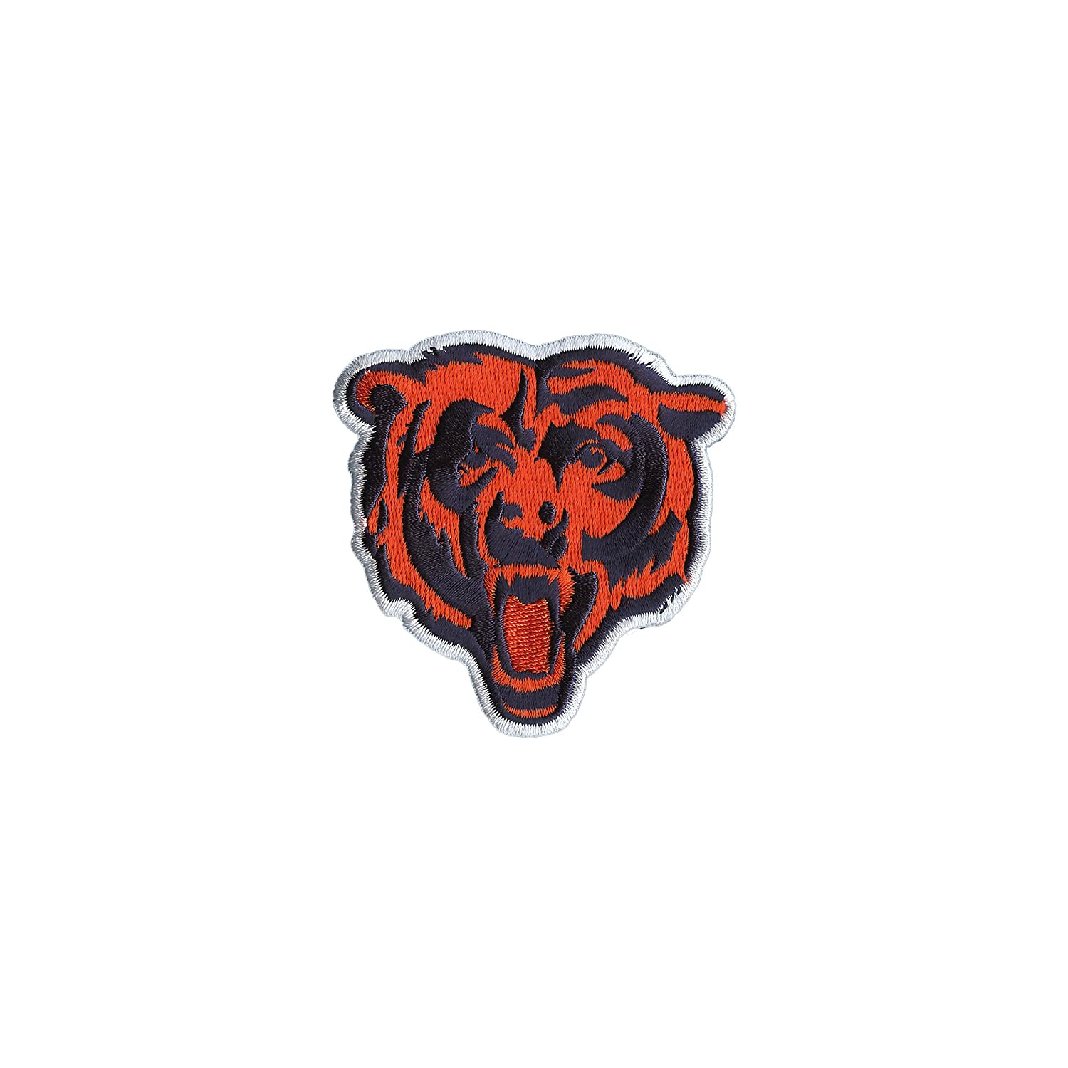 Tervis 1062470 NFL Chicago Bears Bear Tumbler with Emblem and Orange Lid 16oz Mug Clear