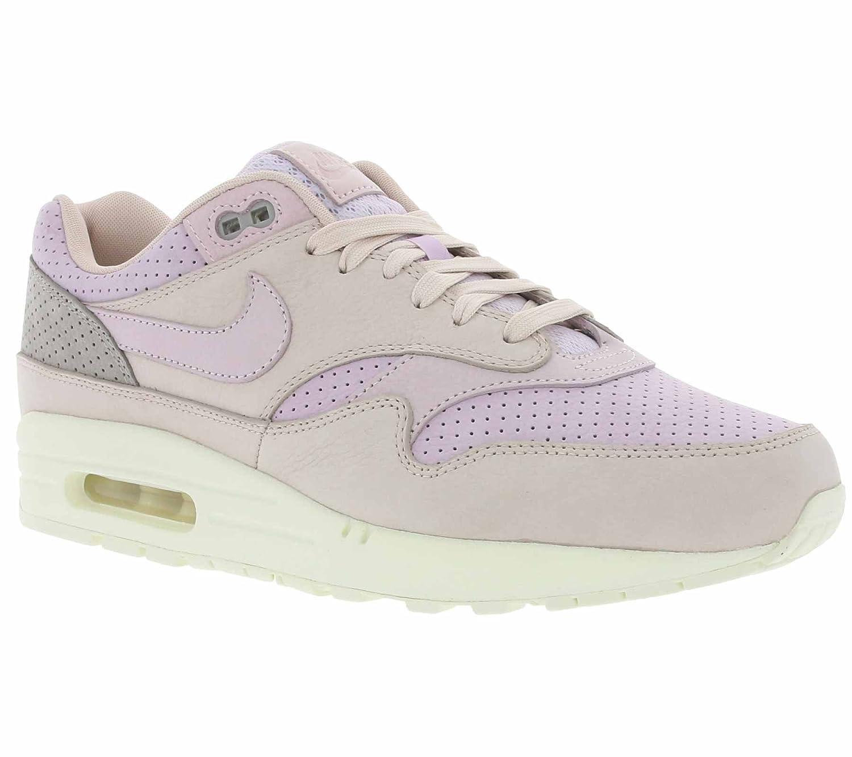Nike NikeLab Air Max 1 Pinnacle Schuhe Echtleder-Sneaker Turnschuhe Violett 859554 600  39 EU|Violett