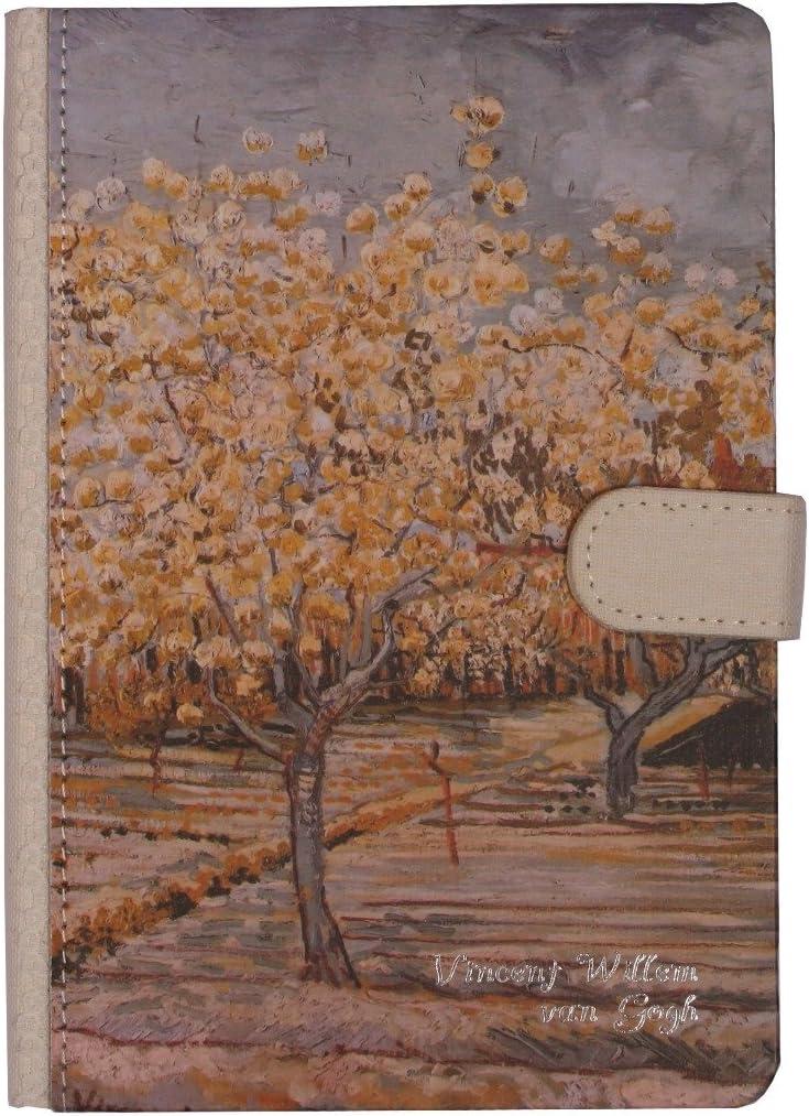 19 x 13/cm Light Blue D1373-3 Kalpa Dreamnotes Notebook/-/Van Gogh