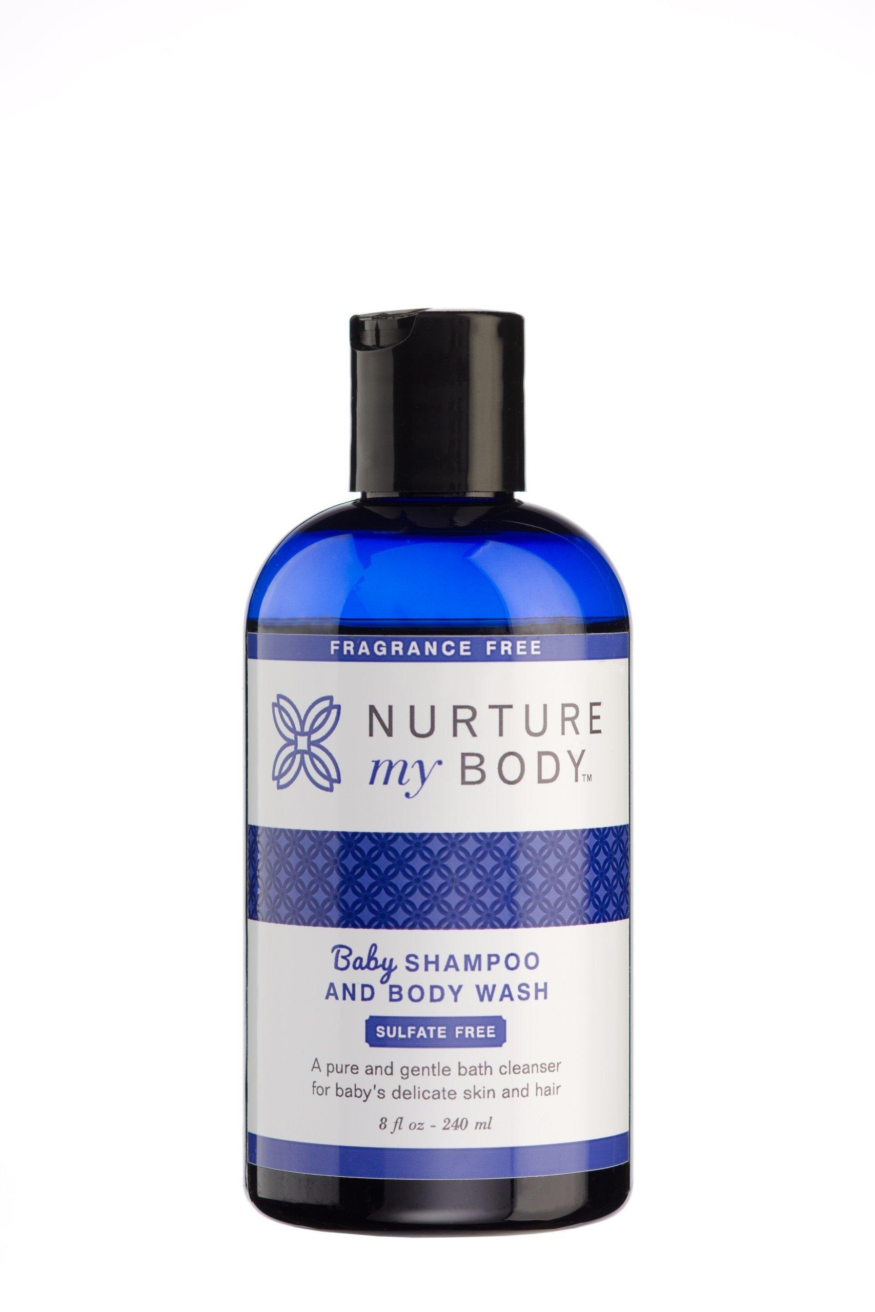 Amazon Com Nurture My Body All Natural Baby Bar Soap