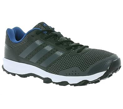 82187502f493b0 adidas Performance Duramo 7 Trail m Schuhe Herren Laufschuhe Trailrunning  Schwarz BB4430