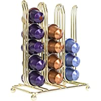 30 Coffee Capsule Holder Pod Stand Rack Capsule Tower Stand for Nespresso, Caffitaly Espresso,Nescafe, Suitable for…