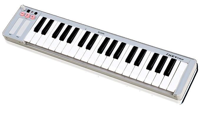 1 opinioni per Icon i-Key PRO Tastiera elettronica