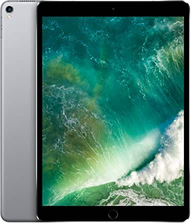 Apple iPad Pro (10.5-inch, Wi-Fi + Cellular, 64GB) - Space Gray (Previous Model)