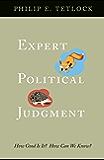 Expert Political Judgment