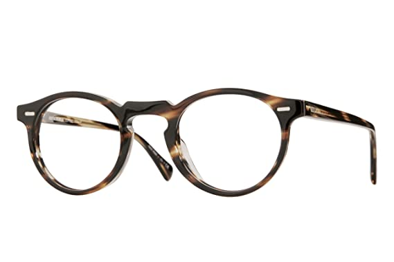 df5d1b8d406 Oliver Peoples GREGORY PECK Eyeglasses Color 1003 at Amazon Men s ...