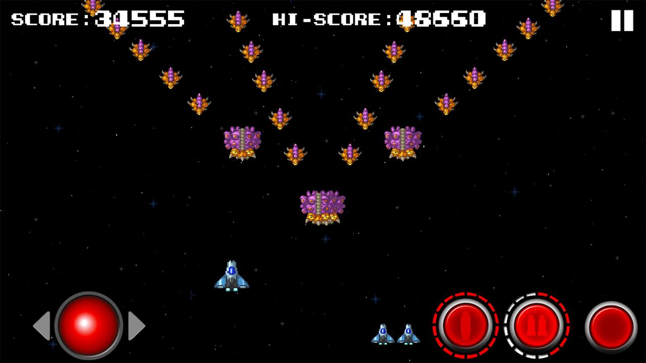 Juegos de Naves Espaciales: Los Invasores: Amazon.es